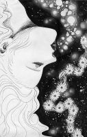 Drowning Ophelia by saintelle