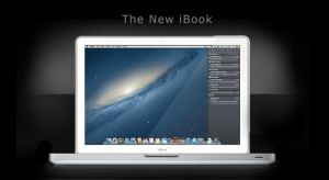 New iBook Design Concept by studiomonroe