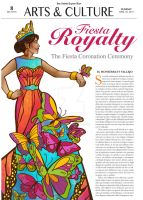 Fiesta Royalty Feature Page Layout by ReaperClamp