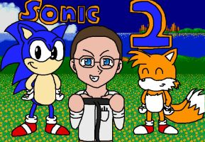 AVGN - Sonic 2? by Supersonia
