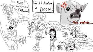 Chihuahua Of Doom by SamuraiJo1