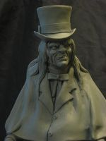 Mr Hyde Closeup by Blairsculpture