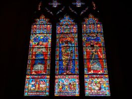 MOSES WINDOW by 44NATHAN