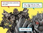 ROTF: Megatron's Nightmare by Lecidre