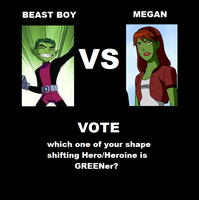 TeenTitan VS JoungJustice by Reinrassic-the-5th