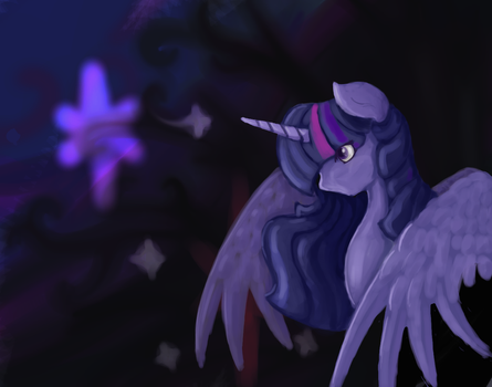 Princess of Friendship by Cupcakeseclipsed