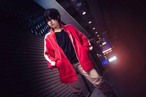 Kagerou Project : Shintaro[4] by azukajung