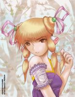 Chobits-Freya by clarence-mcgraw