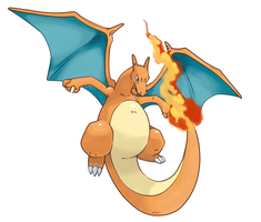 Charizard by nganlamsong