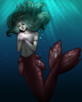 Mermaid by GentianaFlavis