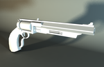 Bioshock Inifnite Hand Cannon by Atalix