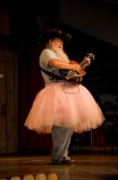 Man in the Tutu 2 by FairieGoodMother