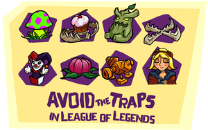 Avoid the traps! by He-st