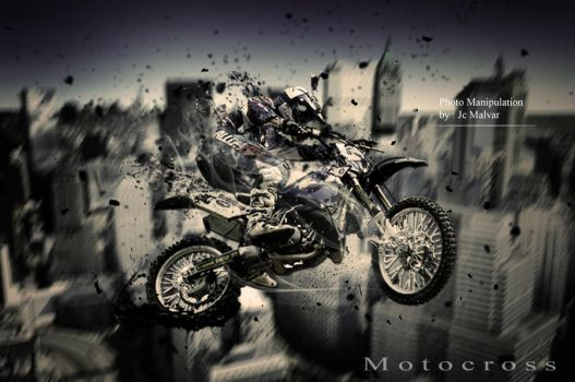 Motocross by shadowknight213
