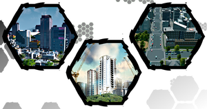Cities: Skylines by WE4PONX