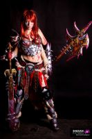 Barbarian Pride by Lili-cosplay