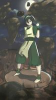 .:FA:. Toph BeiFeng by ChocoBerryINK
