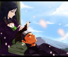 Iruka and Shinju by annria2002