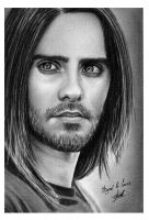 Jared Leto by mgl8807