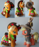 They will buy them, all my appletastic treats by denkimouse