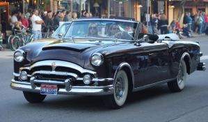 Convertible Packard by finhead4ever