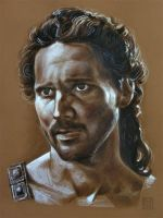 Eric Bana 4 - Hector - TROY film 2004 by dmkozicka
