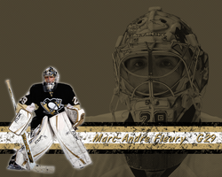 Marc-Andre Fleury by Bruins4Life