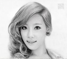 Taeyeon by MLS-art