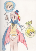 Request - Magic Weapon Meister by SwiftNinja91