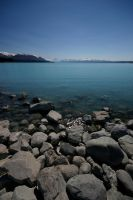 Lake Pukaki 02 by Thrill-Seeker