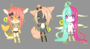 CLOSED judging !//draw to adopt//54 - 56 adopt by Bonelo