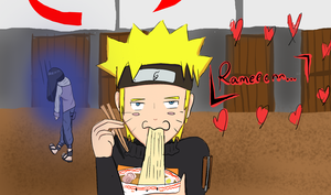Naruto And His Lover  by daga000