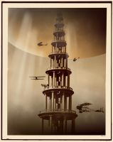 Escaping Babel by stefanparis