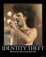 Identity Theft by CloudMercury