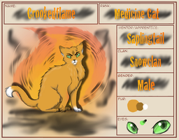Crookedflame ((Updated)) by BrindlefurLd