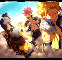 Fairy Tail 405 (Collab). by llSwaggerll