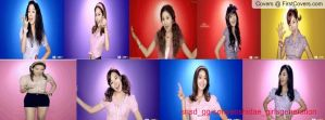 snsd genie Japanese  version facebook cover 1 by alisonporter1994