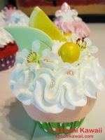 Citrus Cupcake by FrostedFleurdeLis