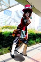 Otakon 2011 Mad Moxxi by DarkGyraen