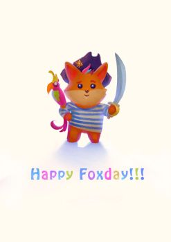 FoxDay! by Meilous