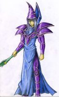 Dark Magician 2 by TeraMaster