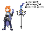 PSC Request- Chandelure by Lybra1022