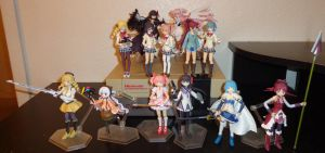 My PMMM figma collection 2 by bezefang
