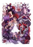 Alice in Wonderland by ritchat