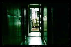 ReFleCtivE CoRriDor by MikePecci