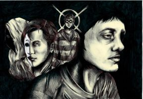 Marble Hornets by sugar-crzy-donut