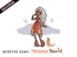 Yaroma Yowie and Min-Min by brinkli