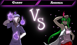 Mini torneo Round 2: Garry VS Andrea by Amayakuu