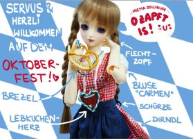 O zapft is! AVAILABLE NOW 04.04.2013 by Miema-Dollhouse