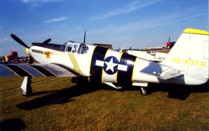 early mustang a36a apache by Sceptre63